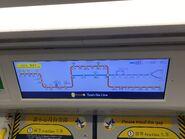 East Rail Line interchange Tuen Ma Line display 22-07-2021(1)