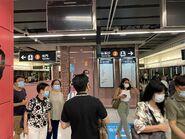 Hung Hom Tuen Ma Line platform 27-06-2021(1)
