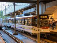 1134 plus 1212(172) MTR Light Rail 751 28-08-2021