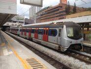 MLR train in Sha Tin Station East Rail Line 06-06-2015(5)