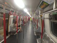 MTR Island Line compartment 15-06-2016