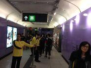 Sai Ying Pun to Exit B corridor 29-03-2015(2)