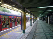 Sheung Shui Station MTR early