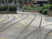 Tram Switch Causeway Bay