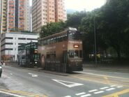 Hong Kong Tramways 66 and 129 Kennedy Town to Happy Valley 21-03-2014