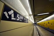 SUW Exit B Subway 5min sign 20210613
