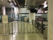 Hung Hom Intercity Through Train waiting area 8