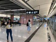 Hung Hom new West Rail Line platform 20-06-2021(8)