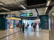 Tuen Mun to Exit E 26-09-2021