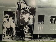 BS crowded train