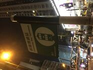 Causeway Bay Terminus Tram stop 02-09-2017