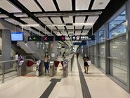 Kam Sheung Road exit gate 31-07-2020