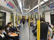 R-Train compartment 06-02-2021