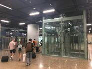 Hong Kong West Kowloon arrival B2 level 28-06-2019