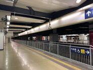Hung Hom old platform West Rail Line 20-06-2021