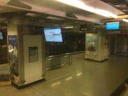 Hung Hom Intercity Through Train plaform view