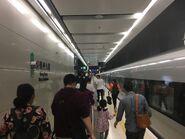 Hong Kong West Kowloon platform