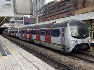 E80-E69(010) MTR East Rail Line 30-06-2021