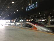 MTR CRH380A-0259 G5620(Hong Kong West Kowloon to Shenzhenbei) 05-07-2019
