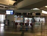 Tin Shui Wai exit gate 26-08-201