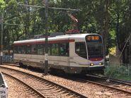 1061 MTR LRT 615 18-07-2017