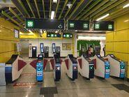 Wong Chuk Hang exit gate 03-08-2019