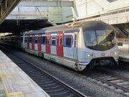E118-E73 MTR East Rail Line 06-02-2021