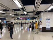 East Tsim Sha Tsui entry gate 15-05-2021