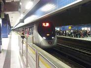 014 MTR Ma On Shan Line on December 2014