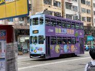 Hong Kong Tramways 137 to Happy Valley 02-09-2020