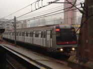 023 MTR Island Line 07-03-2016