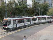 1029 plus 1046(147) MTR Light Rail 706 26-06-2021
