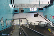 KET Exit B Escalator 201412