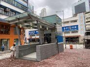 To Kwa Wan lift 27-06-2021
