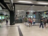 Diamond Hill Tuen Ma Line concourse 06-07-2021(2)