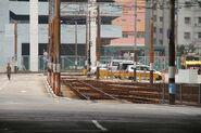 LRT Depot Track Converge