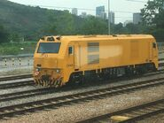 MTR Yellow train car 28-06-2019