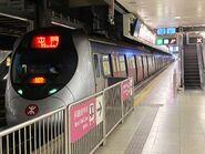 D346-D345(007) MTR West Rail Line close the doors 18-03-2020