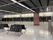 Hung Hom Tuen Ma Line platform 28-08-2021(2)