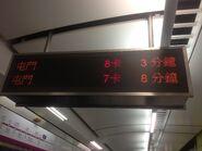 MTR West Rail Line PIDS 14-06-2016
