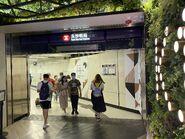 Tsim Sha Tsui Exit D3 11-09-2021