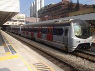 E96 East Rail Line 08-01-2016