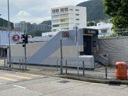 Kowloon Tong Exit B 29-08-2021