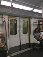 MTR Tung Chung Line K Train doors 06-12-2018