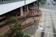 LRT Junction below TIS-2