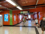 Lai Chi Kok Station to Exit A 13-09-2021