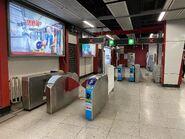 Tsuen Wan exit gate 2 29-04-2020