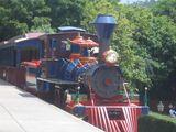 香港迪士尼樂園鐵路