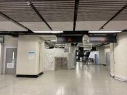 Admiralty Station escalator 10-08-2021