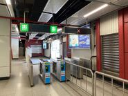 Tsuen Wan exit gate 1 29-04-2020